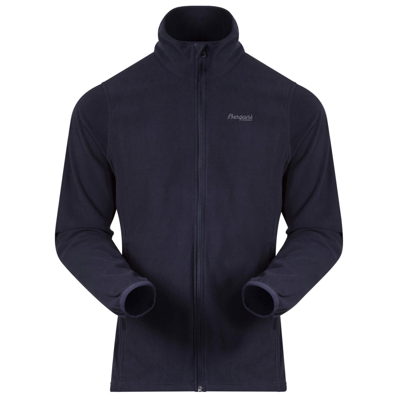 d7c01487e Bergans - Park City Jacket - Fleece jacket - Dark Olive | M