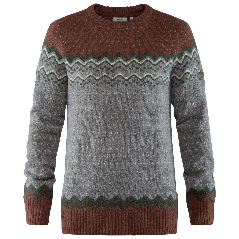 Niedriger Verkaufspreis Schatz als seltenes Gut feinste Stoffe Fjällräven - Övik Knit Sweater - Jumper - Acorn | XS