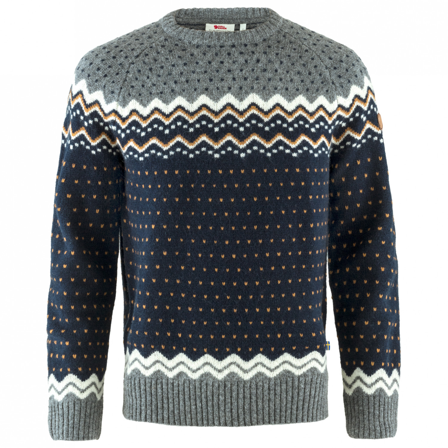 Fjällräven Övik Knit Sweater heren