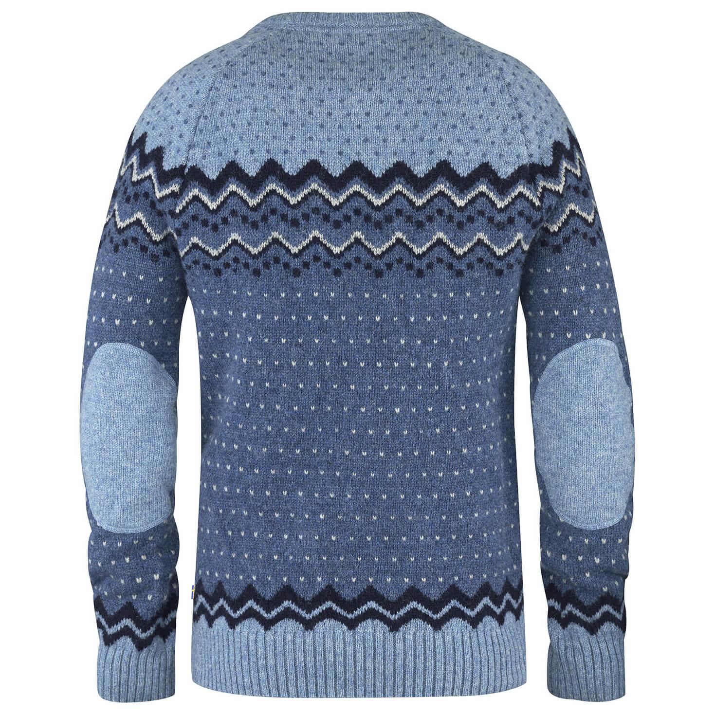 verkauft Kaufen Sie Authentic hochwertige Materialien Fjällräven - Övik Knit Sweater - Pullover - Acorn | XS