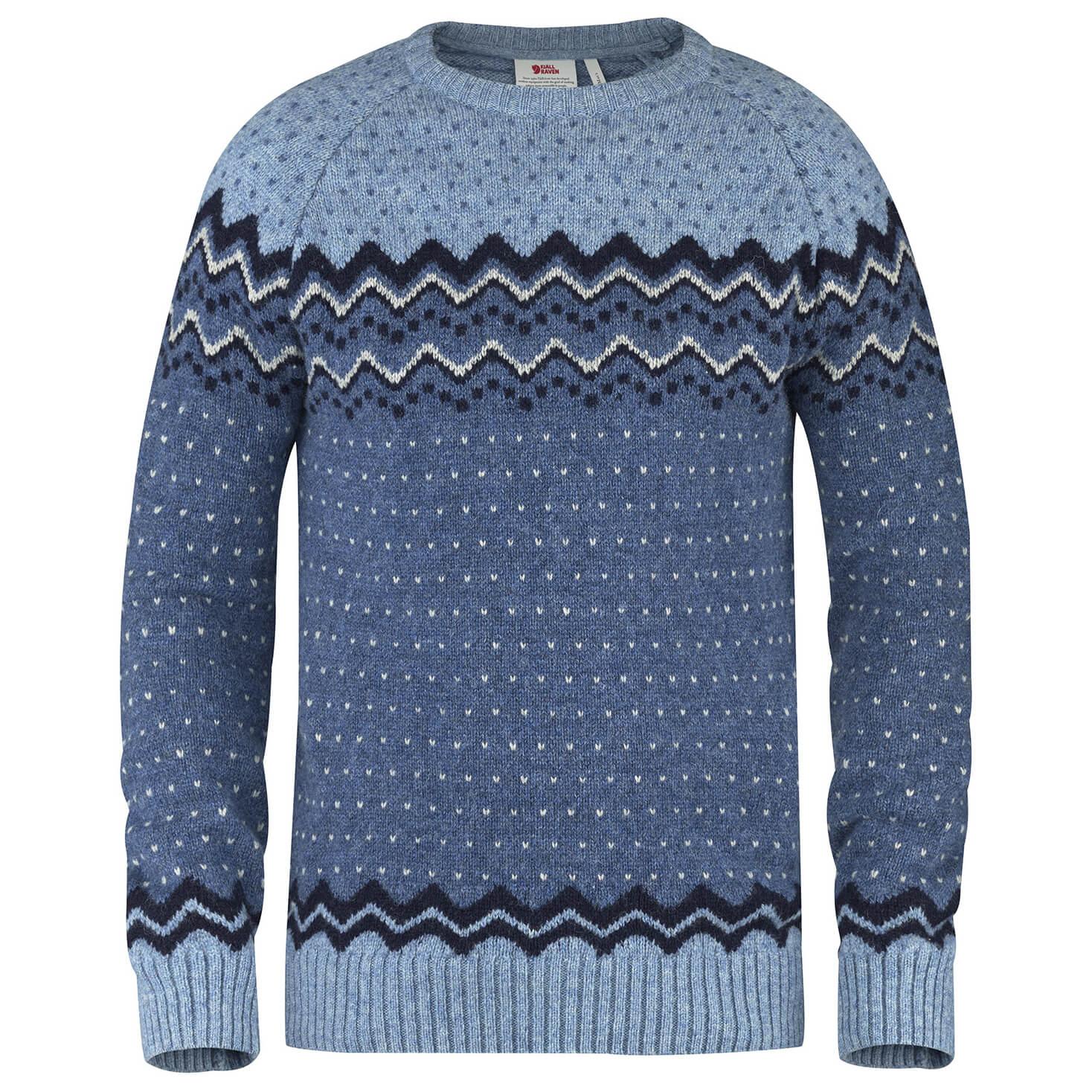 Knit Sweater Knit Övik Övik Sweater Pulls Fjällräven Fjällräven W29IYEeDH