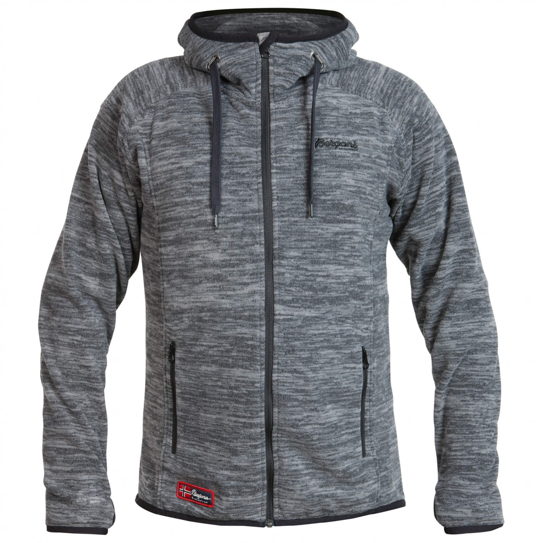 The North Face Fleecejacke >> Bergans - Hareid Jacket - Fleecejacke   Versandkostenfrei   Bergfreunde.de