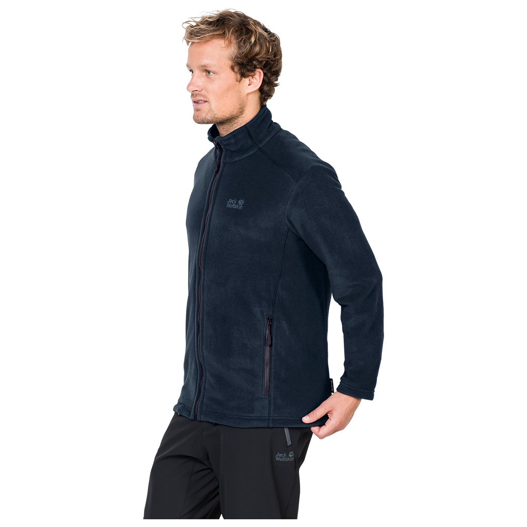 Jack Wolfskin Midnight Moon Fleecejacke