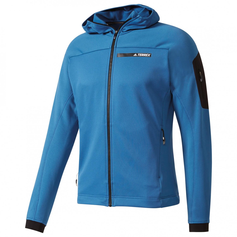 Adidas Terrex Stockhorn Fleece Hooded Jacket Fleece jacket