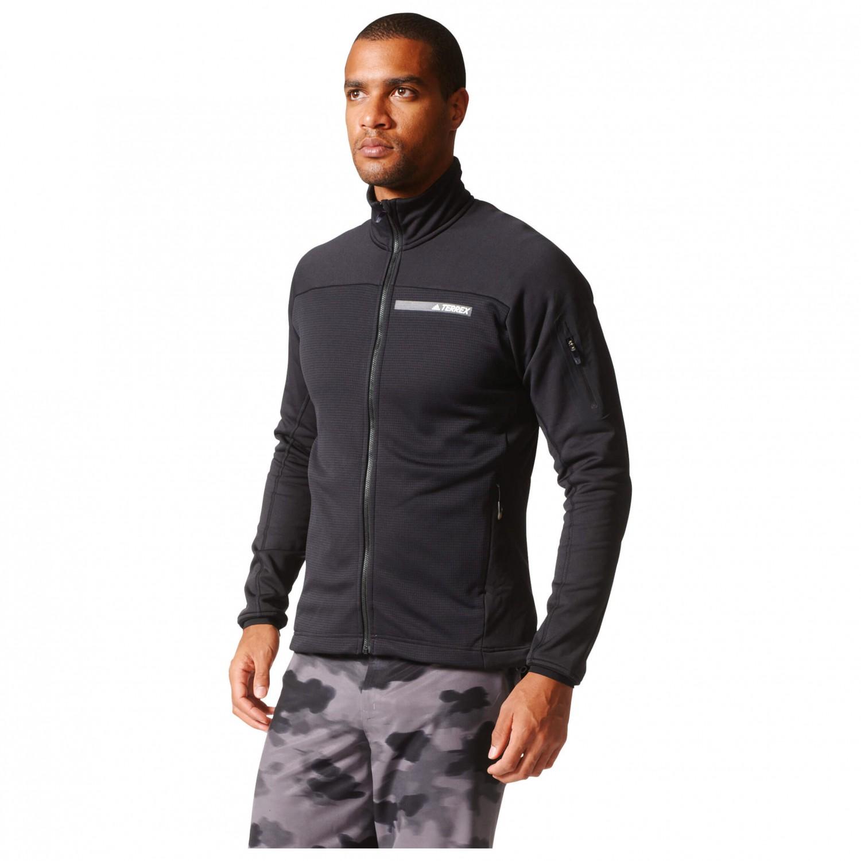 Terrex Jacket Fafxf Pile In Stockhorn Uomo Giacca Adidas Fleece xZEqTTA