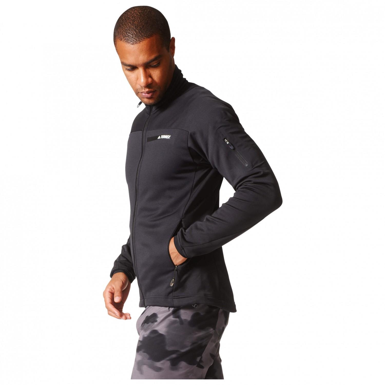Adidas Terrex Stockhorn Fleece Jacket Veste polaire Homme