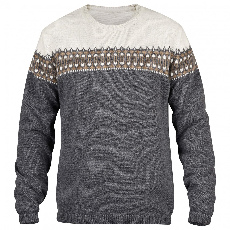 Trui Sweater.Fjallraven Ovik Scandinavian Sweater Merino Trui Heren Gratis
