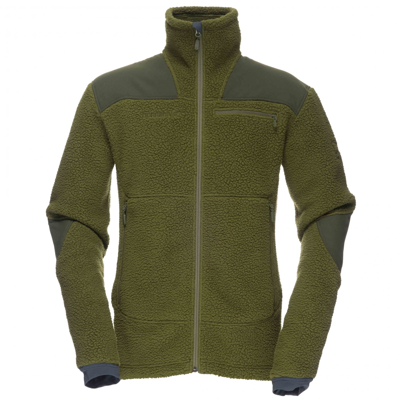 cea63f86 Norrøna Finnskogen Warm2 Jacket - Fleece Jacket | Free UK Delivery ...