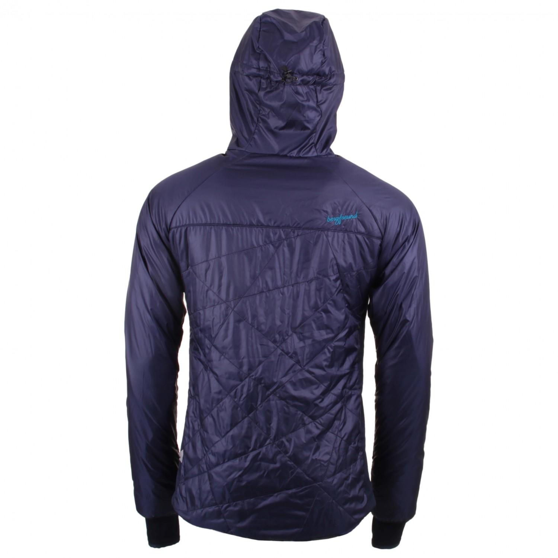 Triple2 Duun Jacket BF Bergfreunde Edition Wolljacke