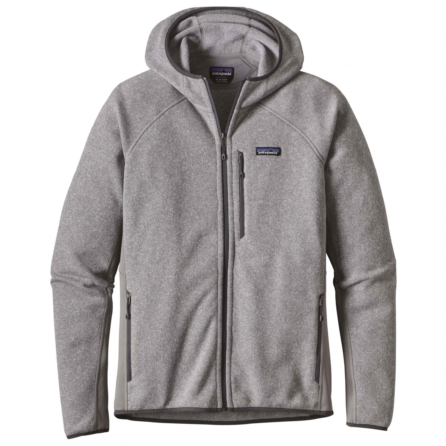 3c9bc20a766 Patagonia Performance Better Sweater Hoody - Fleece Jacket Men s ...