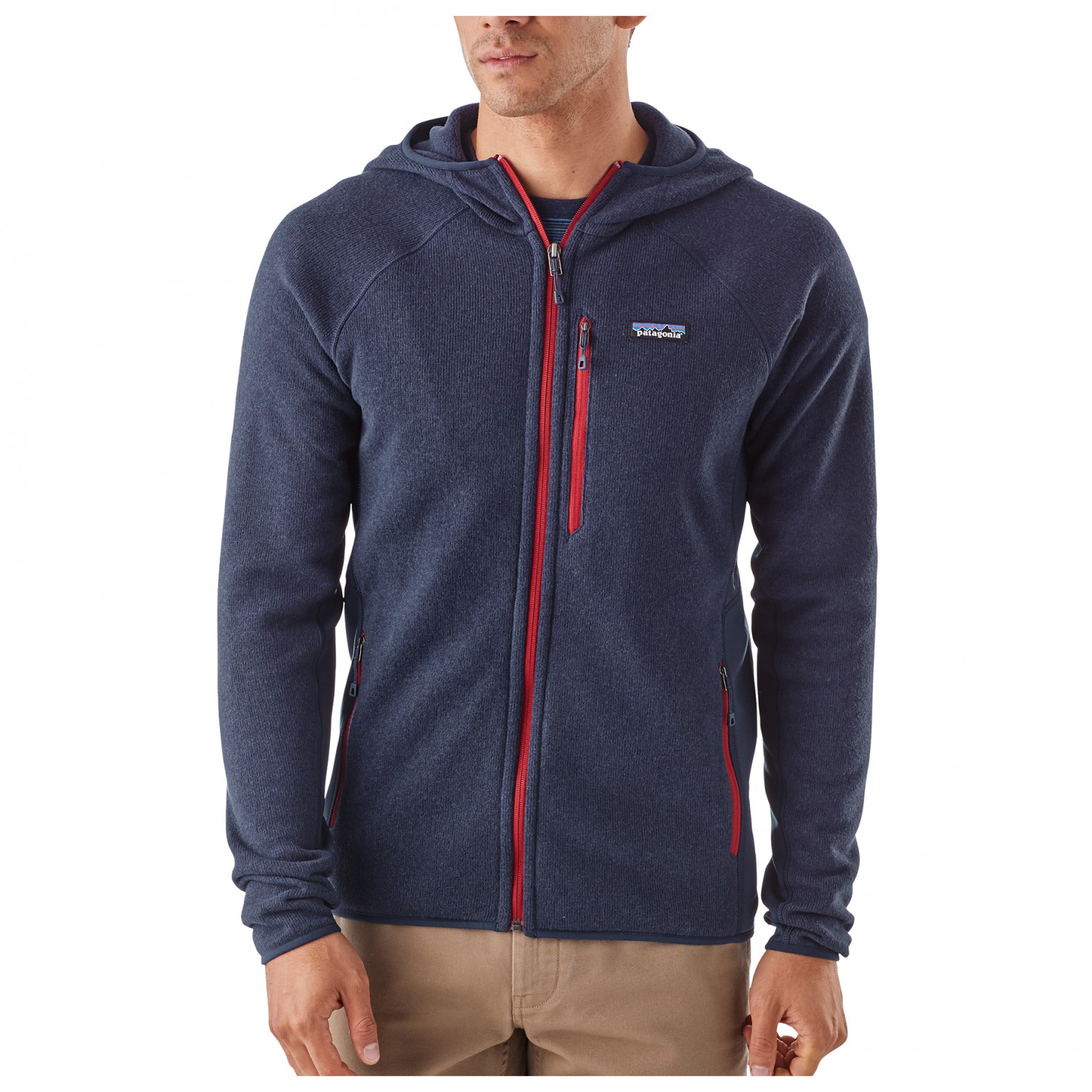 Patagonia Performance Better Sweater Hoody Fleece jacket