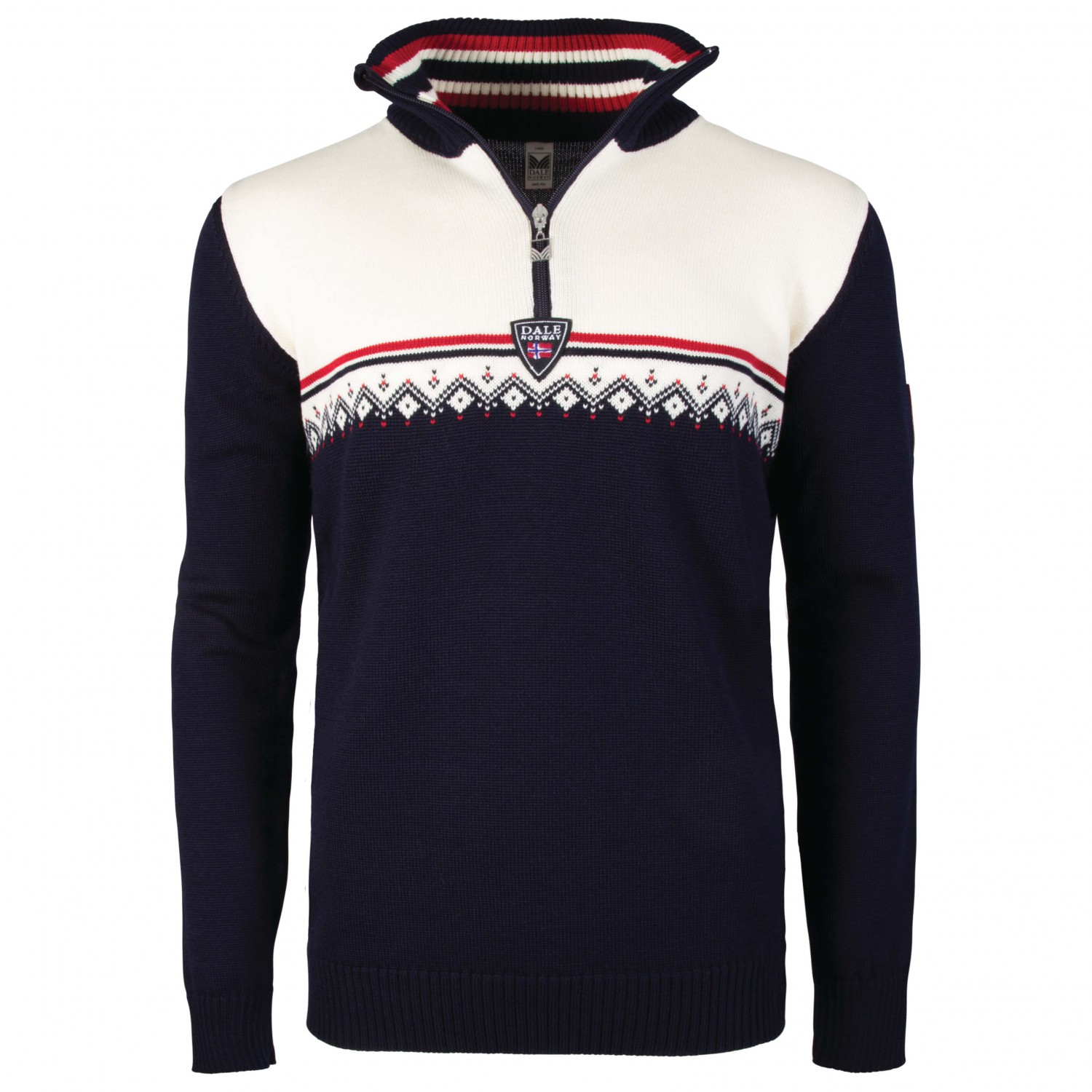 Dale Of Norway Lahti Sweater Merino Jumpers Mens Free Uk