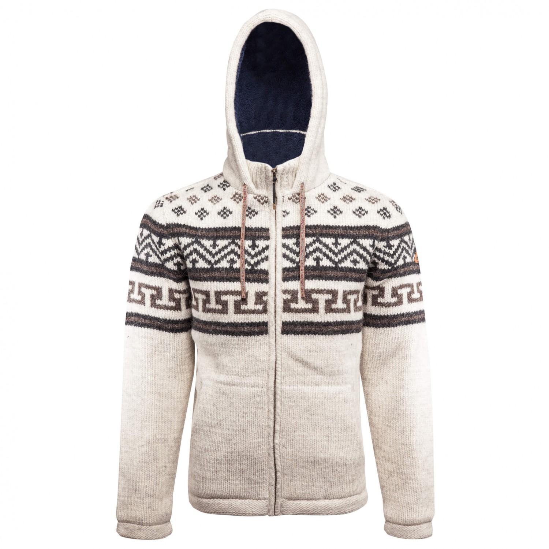 Sherpa Kirtipur Sweater - Chaqueta de lana Hombre  4000f1a615ed