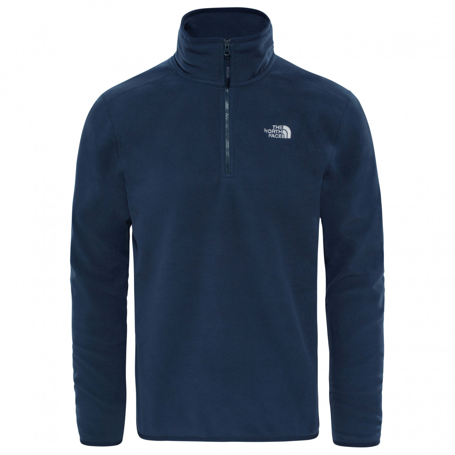 the north face 100 glacier 1 4 zip pull overs polaire homme livraison gratuite. Black Bedroom Furniture Sets. Home Design Ideas