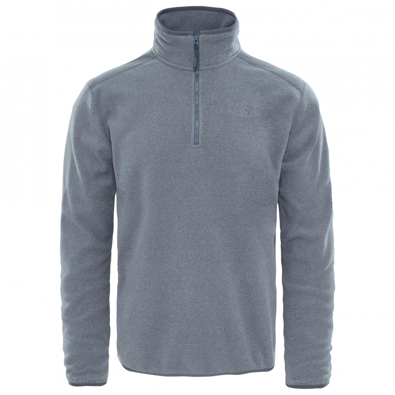 Zip North T Homme The Shirt 14 Glacier Livraison 100 Face UXqYw