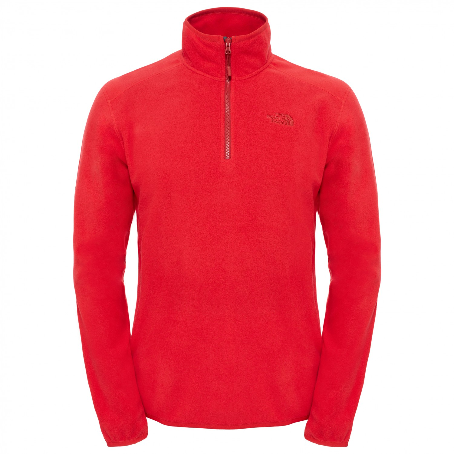 the north face 100 glacier 1 4 zip pull overs polaire homme achat en ligne. Black Bedroom Furniture Sets. Home Design Ideas