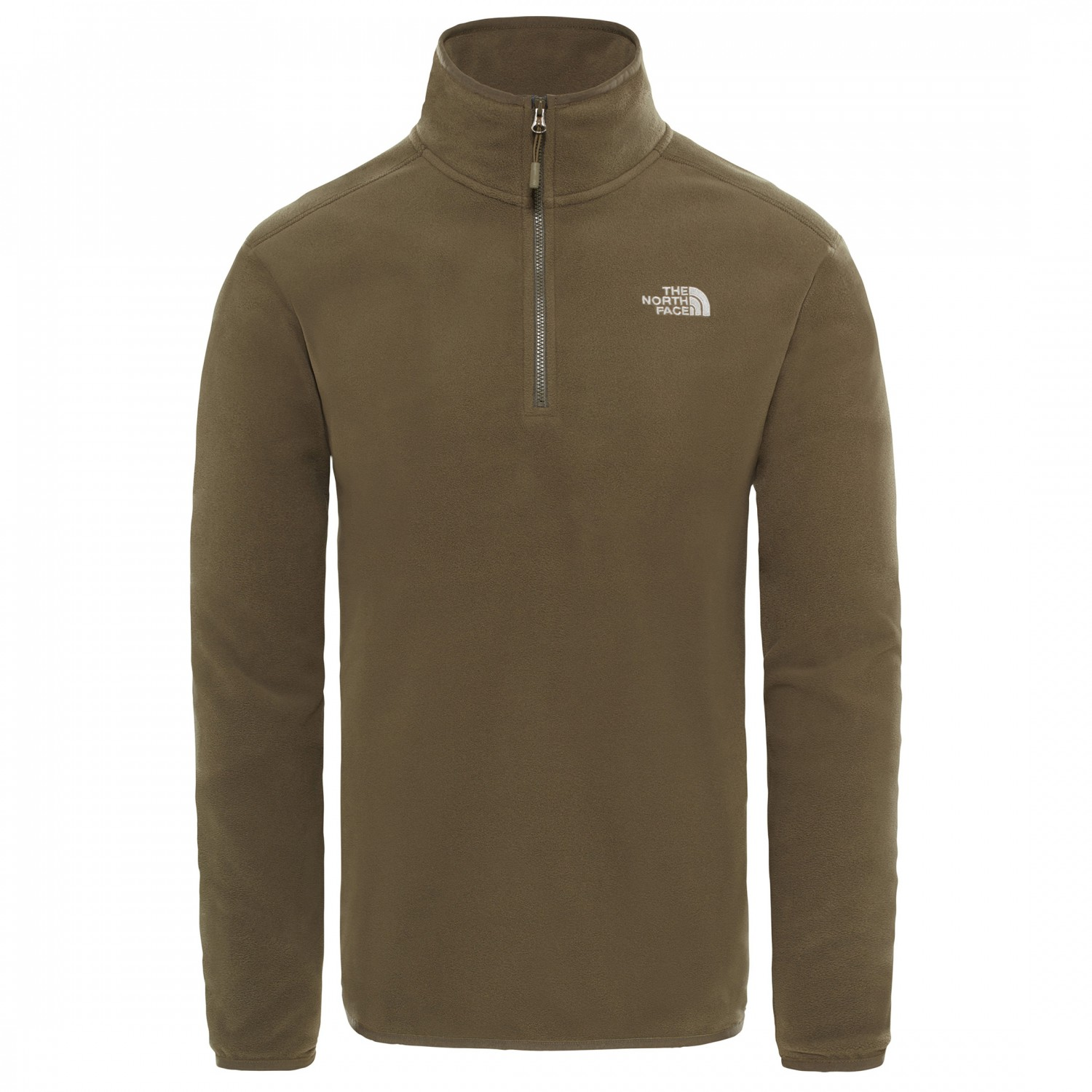6b856b748 The North Face 100 Glacier 1/4 Zip - Fleece jumper Men's | Buy ...