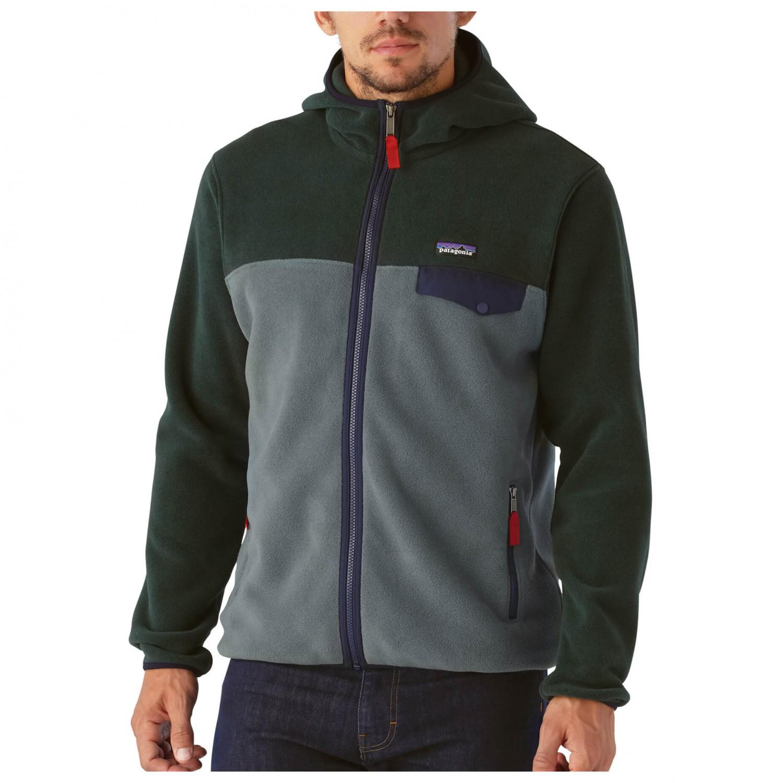 c82f2b8f8b8 Patagonia LW Synch Snap-T Hoody - Fleece Jacket Men's