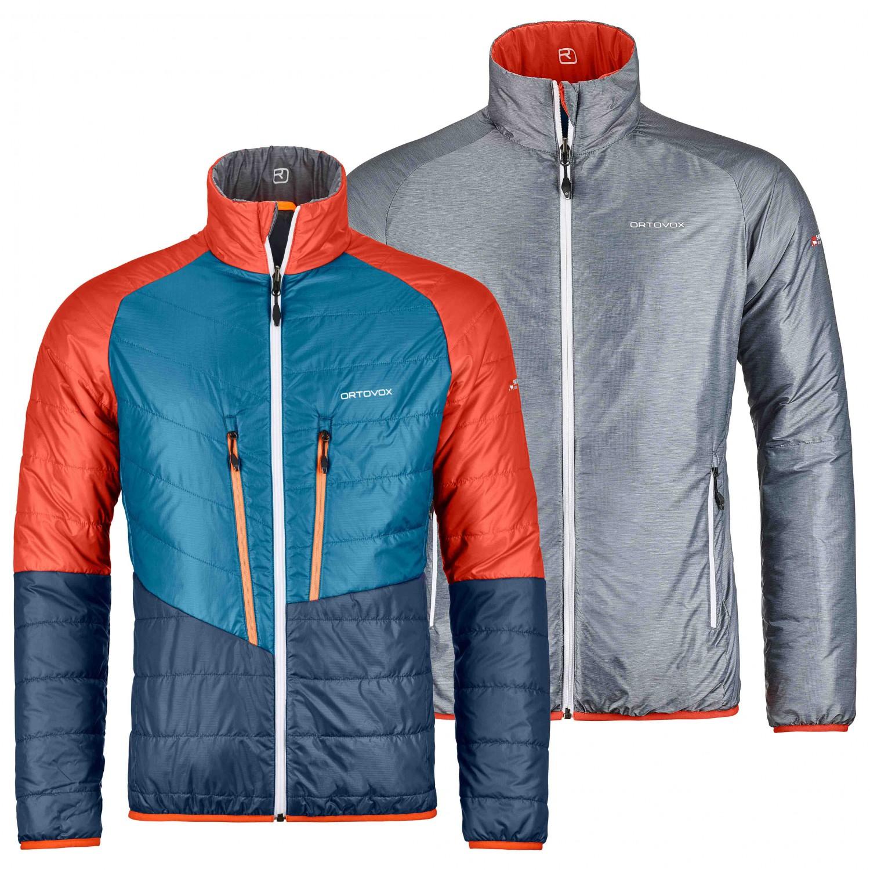 Ortovox Swisswool Piz Boval Jacket Wolljacke