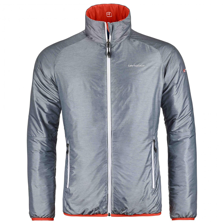 Ortovox Swisswool Piz Boval Jacket Wool Jacket Men S