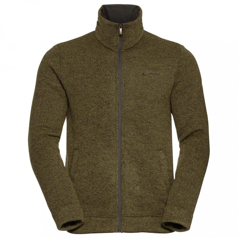 check out bb223 16ac9 Vaude - Merone Jacket - Giacca di lana - Phantom Black | L