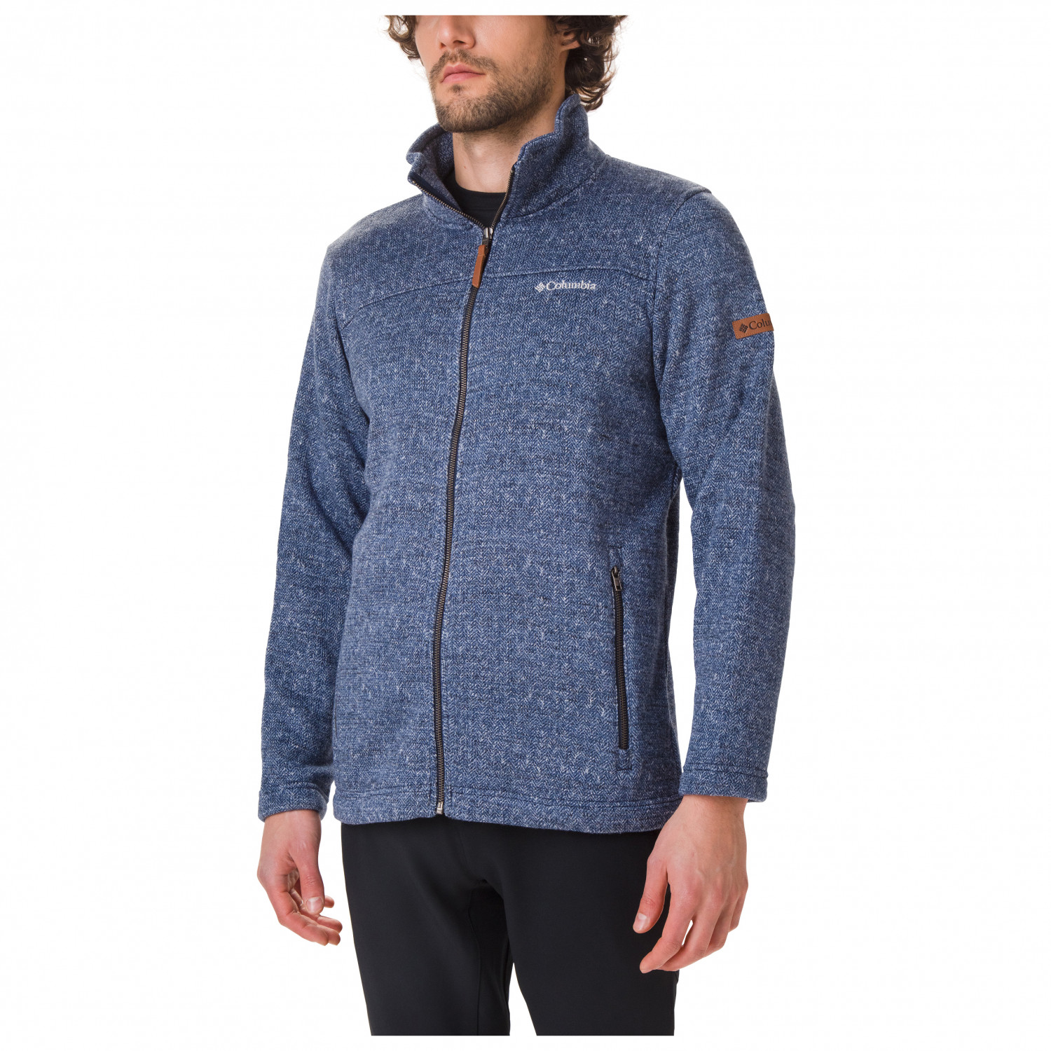 Columbia Mens Boubioz Fleece Jacket and Sweaters