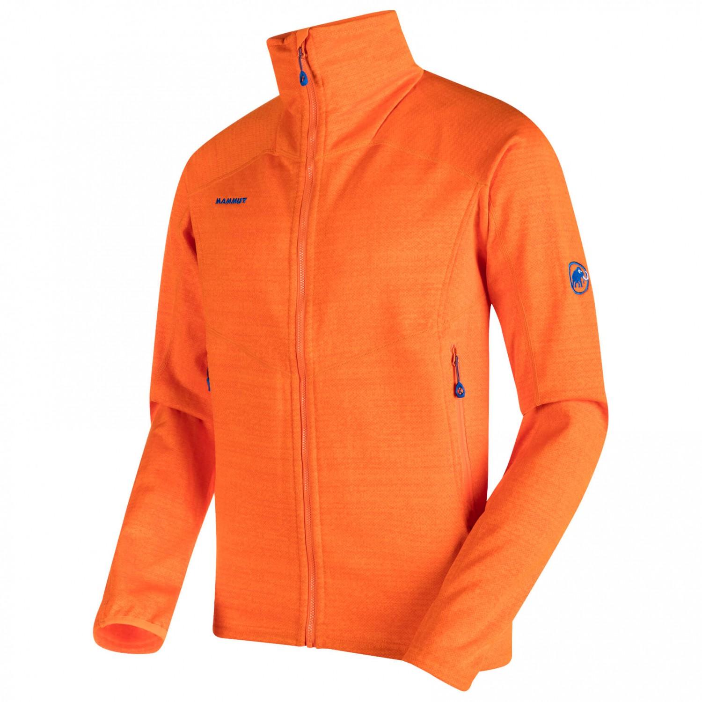 the best attitude 31661 9eee3 Mammut - Eiswand Guide Midlayer Jacket - Fleece jacket