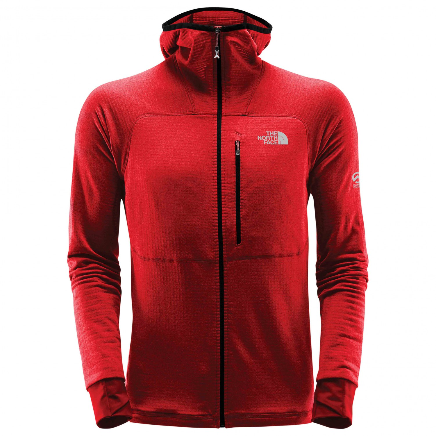 The North Face L2 Propius Fleece Hoodie Giacca in pile
