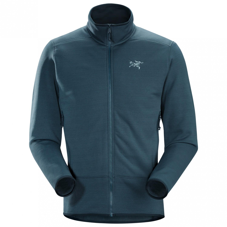 ad61bd3603 Arc'teryx Kyanite Jacket - Fleece Jacket Men's | Free UK Delivery ...