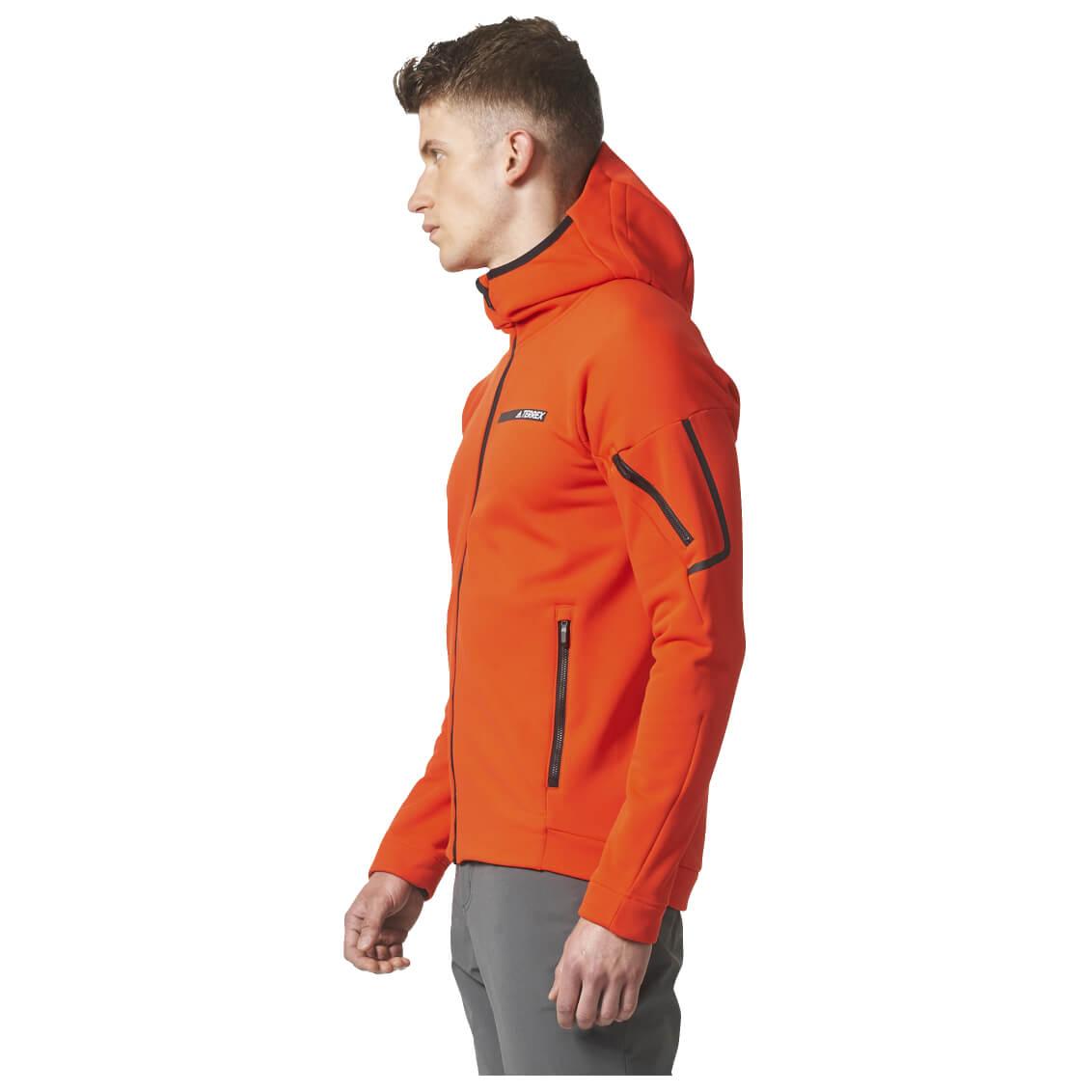 Adidas Terrex Climaheat Ultimate Fleece Jacket Veste