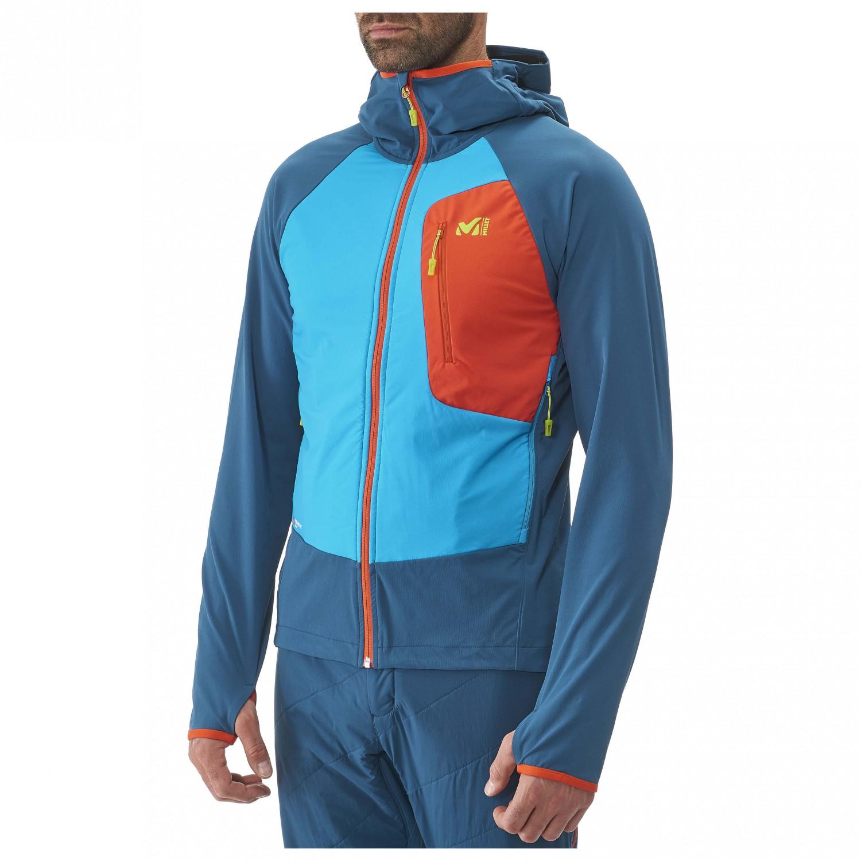 buy online 7e608 4897f Millet Touring Speed XCS Hoodie - Fleece Jacket Men's   Buy ...