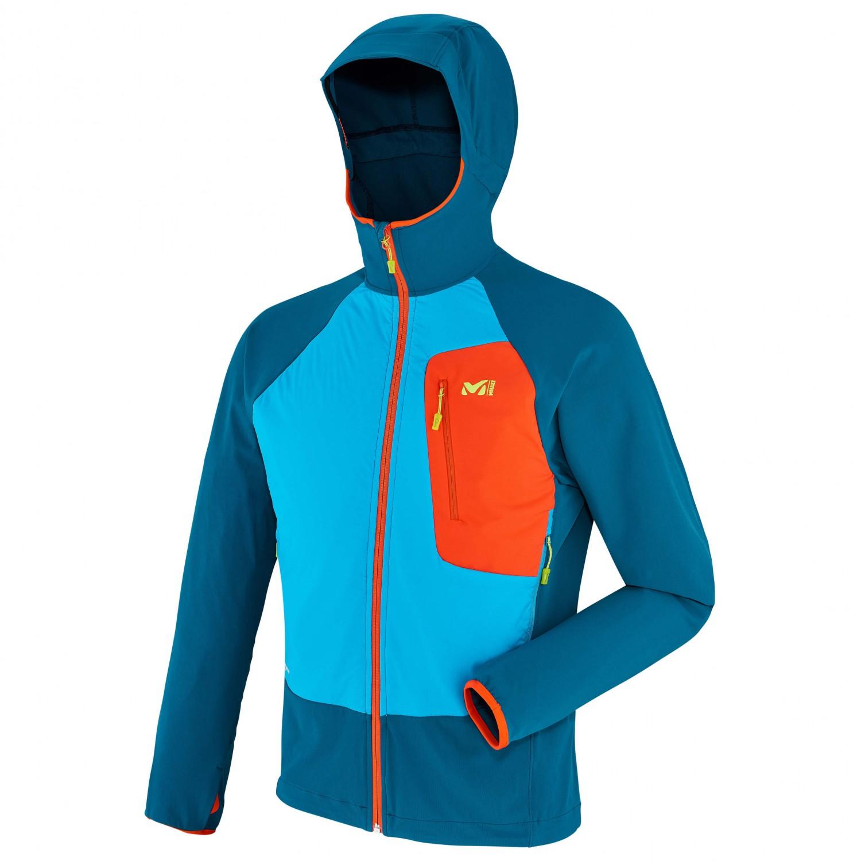 size 40 1030a 5fc16 Millet Touring Speed XCS Hoodie - Fleece jacket Men's   Buy ...