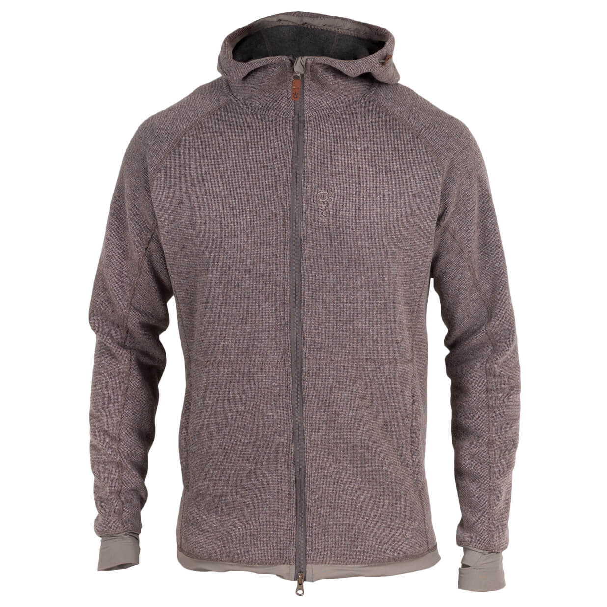 faf454c5 Röjk Eskimo Hoodie - Wool Jacket Men's | Free UK Delivery ...