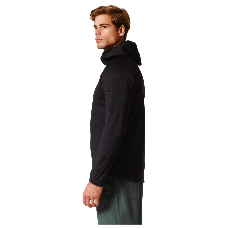 40e00e5c Adidas Terrex Stockhorn Fleece Hooded Jacket - Fleecejakke Herre køb ...