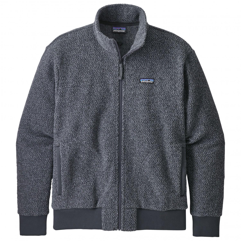 lana Porto Uomo Giacca Fleece Woolyester Jacket Patagonia di qg71zgx