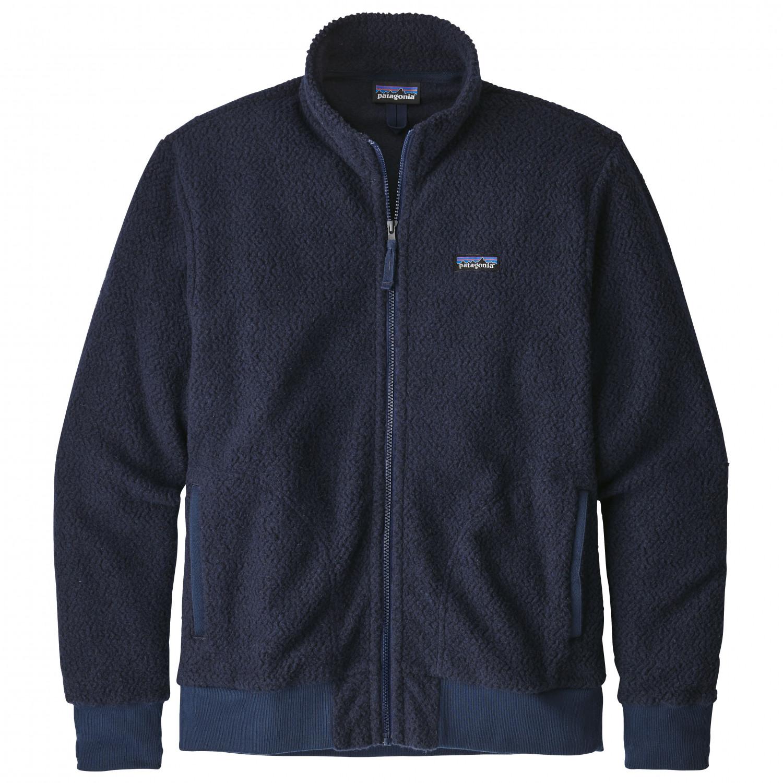 Patagonia Woolyester Fleece Jacket Uldjakke Dame | Gratis