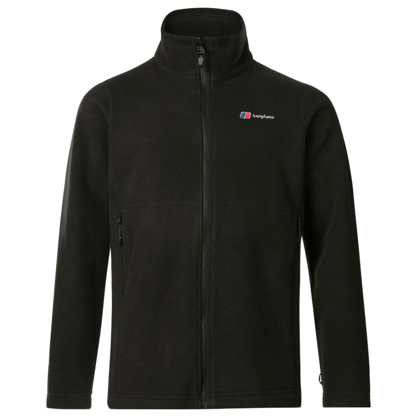 Berghaus Prism PT InterActive Fleece Jacket Fleecejacke Black Black | XS