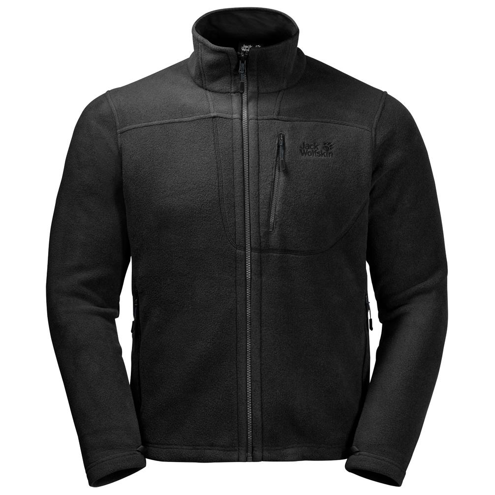 new style 38e34 4676a Jack Wolfskin - Vertigo - Fleece jacket - Black | S