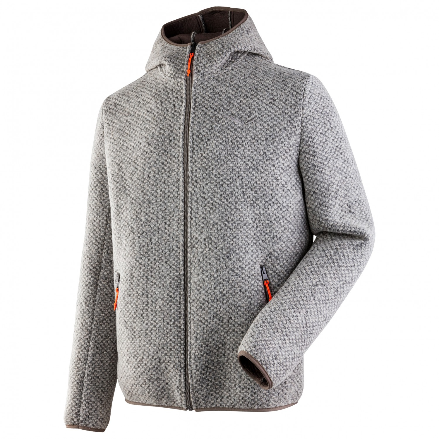 04647a0110cd ... Salewa - Woolen 2L Hoody - Wool jacket ...