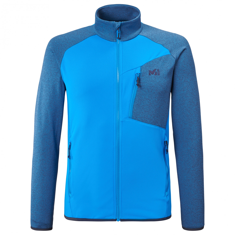 check out b795a 1d1c1 Millet - Seneca Tecno Jacket - Fleece jacket - H Tarmac / Noir   S