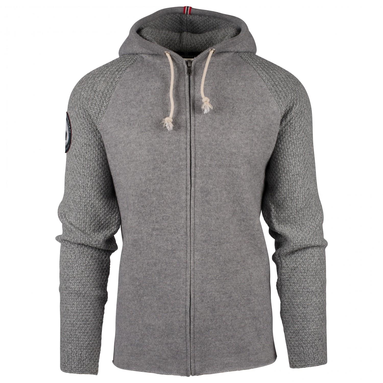 Amundsen Sports Boiled Hoodie Jacket Wool Jacket Mens Free Uk