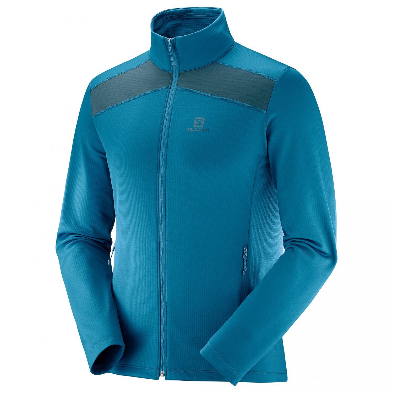 Salomon Discovery LT FZ Fleece jacket