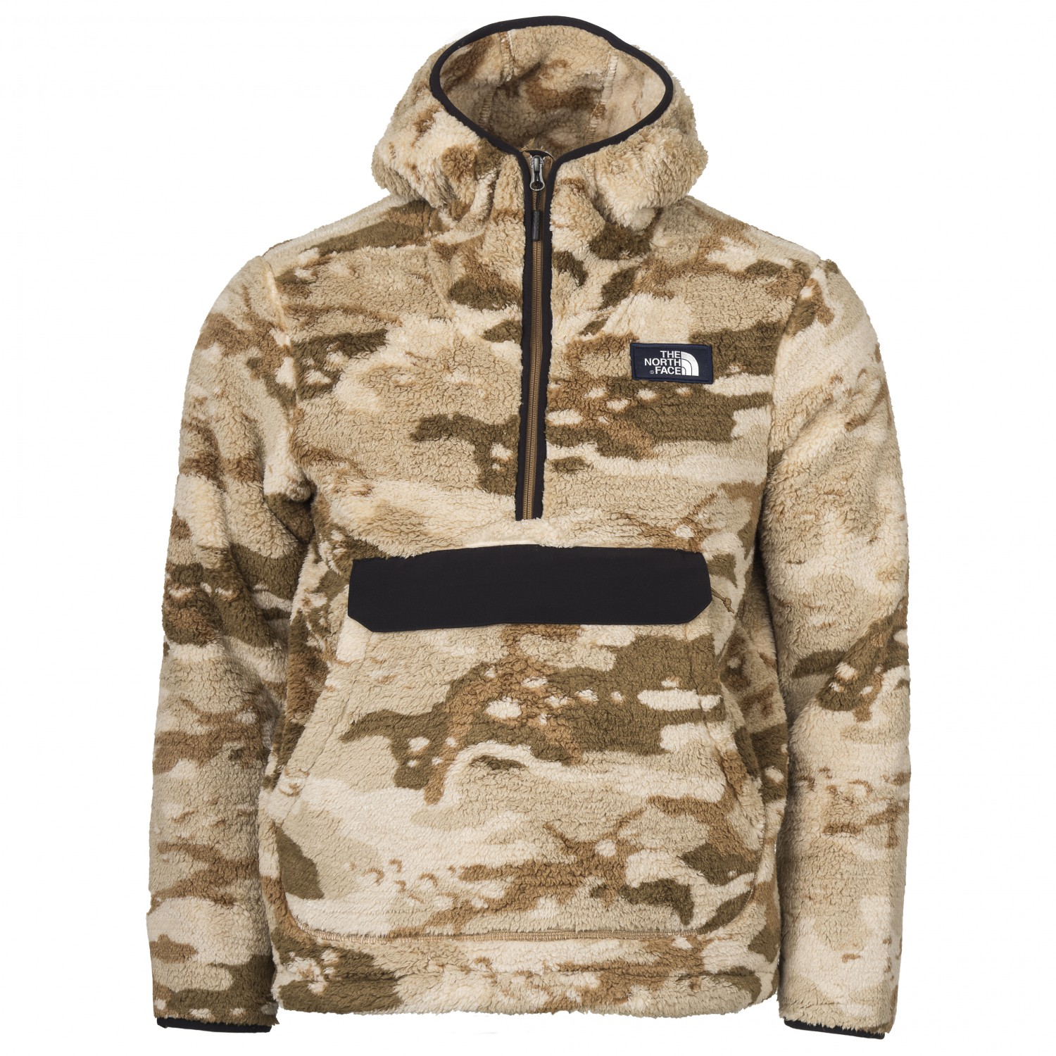 6302e170e2 The North Face Campshire Pullover Hoodie - Pull polaire Homme ...