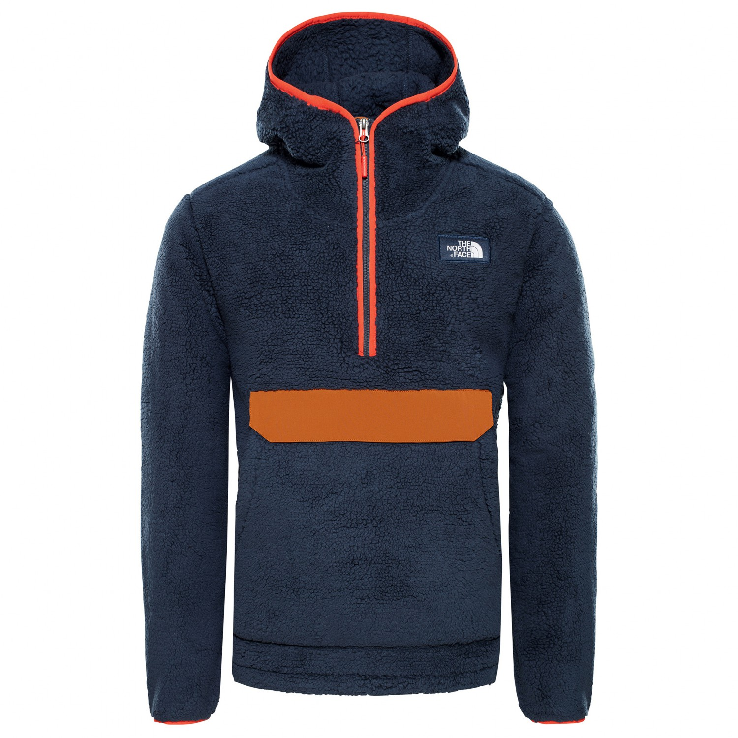 75cf53bd12 The North Face Campshire Pullover Hoodie - Pull polaire Homme ...
