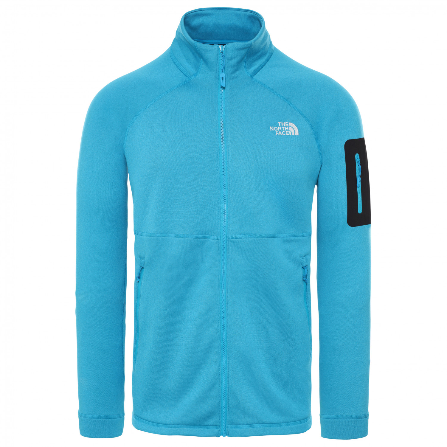 The North Face Impendor Powerdry Jacket Fleece jacket Acoustic Blue | S