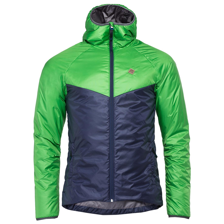 Triple2 Duun Jacket Wolljacke Online Lime   L