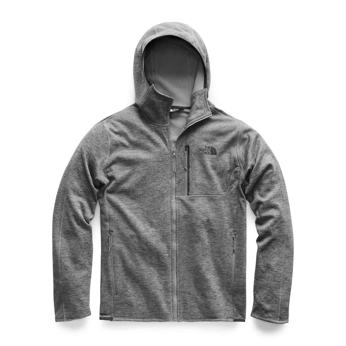 The North Face Canyonlands Hoodie Fleece Jacket Men S Free Eu Delivery Bergfreunde Eu