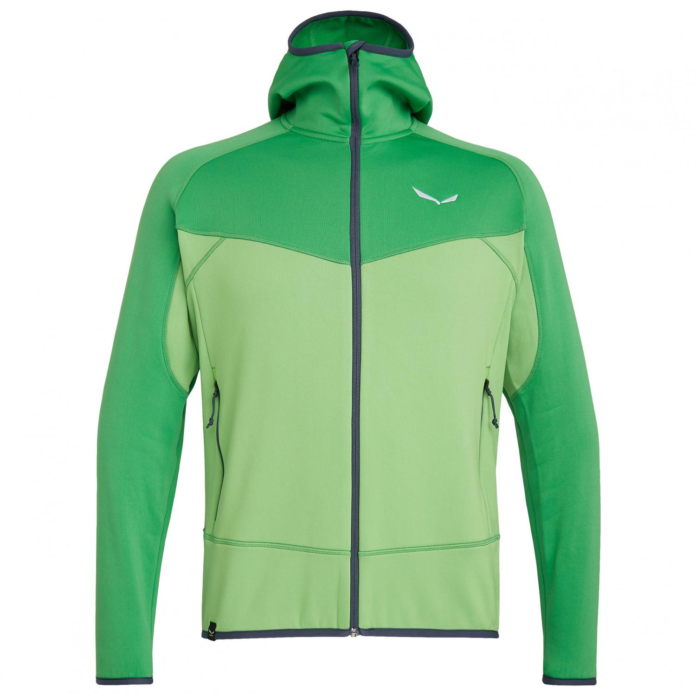 save off 273e6 c2f0f Salewa Puez 3 Polarlite Fullzip Hoody - Fleece jacket Men's ...