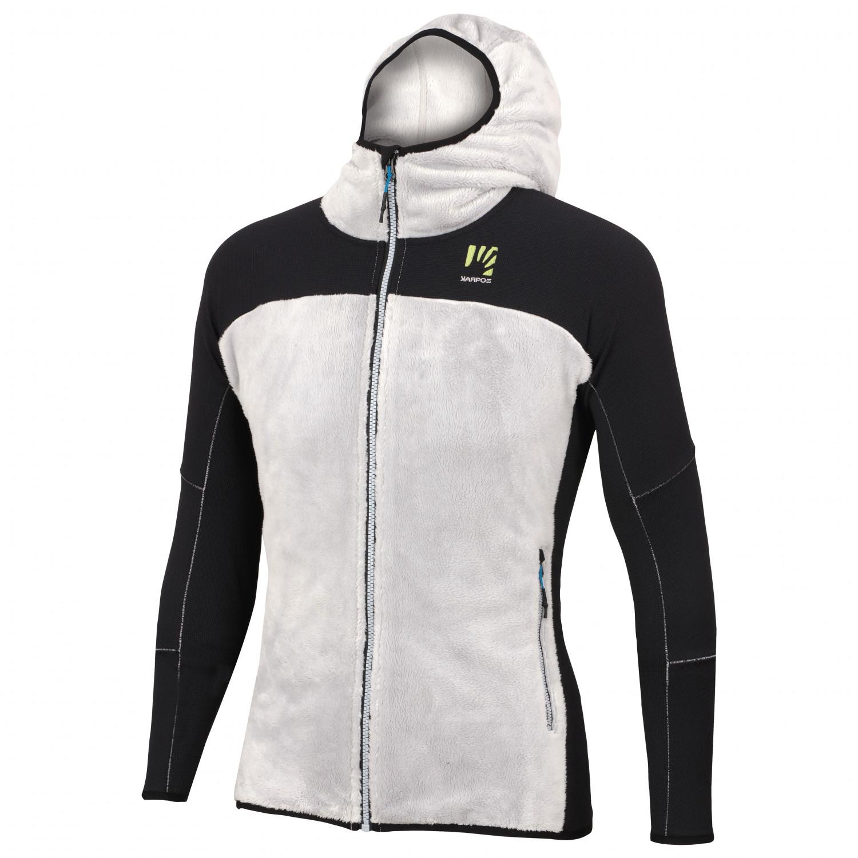 l'atteggiamento migliore 6a575 e6b33 Karpos - Toblin Fleece - Giacca in pile - Silver / Black | S
