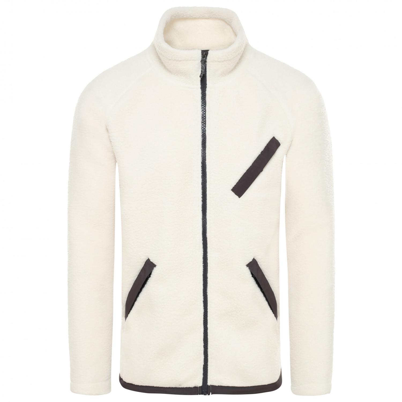 The North Face Cragmont Fleece FullZip Jacket Fleece jacket TNF Black | S